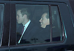 """19.12.2012, London: KATE ATTENDS QUEEN'S XMAS LUNCH .Catherine, Duchess of Cambridge joined other members of the Royal Family at the annual Christmas Luncheon given by the Queen at Buckingham Palace..Prince William arrived separately accompanied by Viscount Linley..Other royals attending included Camilla, Duchess of Cornwall, Princess Beatrice, Princess Eugenie, Princess Michael and Lady Helen Windsor.Mandatory credit photo:©Steve Butler/NEWSPIX INTERNATIONAL..(Failure to credit will incur a surcharge of 100% of reproduction fees)..**ALL FEES PAYABLE TO: """"NEWSPIX  INTERNATIONAL""""**..Newspix International, 31 Chinnery Hill, Bishop's Stortford, ENGLAND CM23 3PS.Tel:+441279 324672.Fax: +441279656877.Mobile:  07775681153.e-mail: info@newspixinternational.co.uk"""