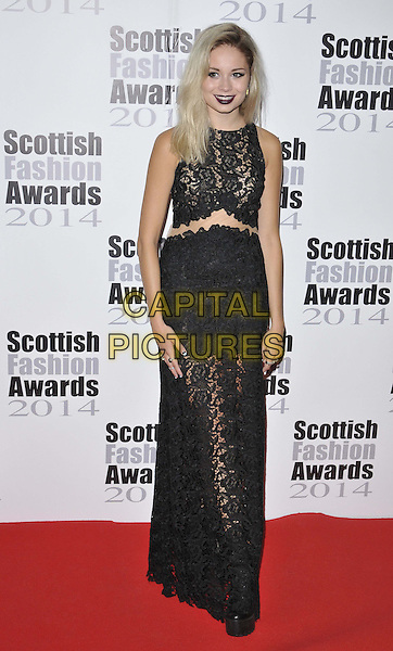 LONDON, ENGLAND - SEPTEMBER 01: Nina Nesbitt attends the Scottish Fashion Awards 2014, 8 Northumberland Avenue, Northumberland Avenue, on Monday September 01, 2014 in London, England, UK. <br /> CAP/CAN<br /> &copy;Can Nguyen/Capital Pictures