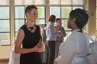 Kara Allen Soldati attends CoachArt Children's Benefit at Terra Gallery on May 1, 2014. (Photo by Alex Shonkoff/Guest Of A Guest)
