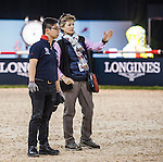 Atmosphere during the Longines Hong Kong Masters 2015 at the AsiaWorld Expo on 14 February 2015 in Hong Kong, China. Photo by Xaume OIleros / Power Sport Images