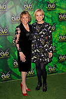 LONDON, ENGLAND - JANUARY 10: Esther Rantzen attending 'Cirque du Soleil - OVO' at the Royal Albert Hall on January 10, 2018 in London, England.<br /> CAP/MAR<br /> &copy;MAR/Capital Pictures