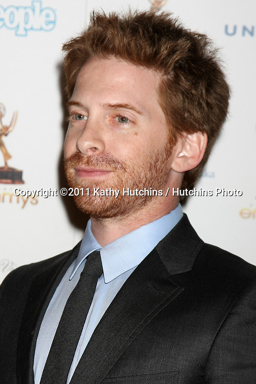 LOS ANGELES - SEP 16:  Seth Green 63rd Primetime Emmy Awards PERFORMERS NOMINEE RECEPTION at SPECTRA by Wolfgang Puck on September 16, 2011 in Los Angeles, CA