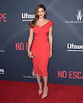 "Lake Bell  attends The Premiere Of The Weinstein Company's ""No Escape"" held at The Regal Cinemas L.A. Live in Los Angeles, California on August 17,2015                                                                               © 2015 Hollywood Press Agency"