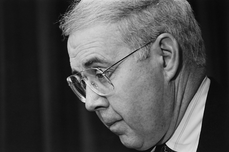 Rep. Robert Smith Walker, R-Pa. 1989 (Photo by Maureen Keating/CQ Roll Call)