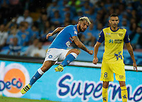 Lorenzo Insigne <br />  during the  italian serie a soccer match,between SSC Napoli and AC Chievo       at  the San  Paolo   stadium in Naples  Italy , September 25, 2016