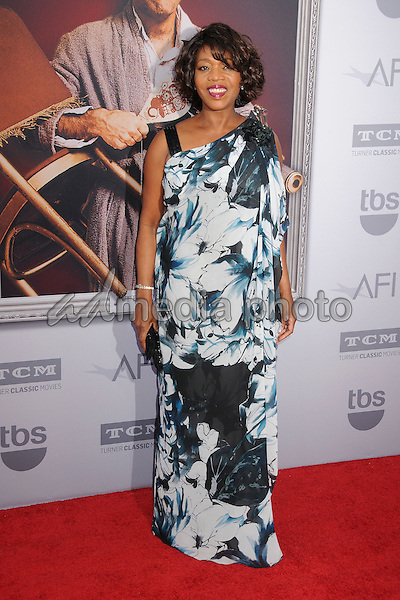 4 June 2015 - Hollywood, California - Alfre Woodard. AFI 43rd Life Achievement Award Gala Tribute To Steve Martin held at the Dolby Theatre. Photo Credit: Byron Purvis/AdMedia