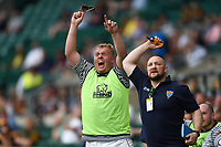 Nathan Rushton of Cheshire celebrates a try. Bill Beaumont County Championship Division 1 Final between Cheshire and Cornwall on June 2, 2019 at Twickenham Stadium in London, England. Photo by: Patrick Khachfe / Onside Images