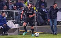 Damian Roßbach (Karlsruher SC) - 29.10.2019: SV Darmstadt 98 vs. Karlsruher SC, Stadion am Boellenfalltor, 2. Runde DFB-Pokal<br /> DISCLAIMER: <br /> DFL regulations prohibit any use of photographs as image sequences and/or quasi-video.