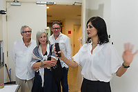 Workshops' visit