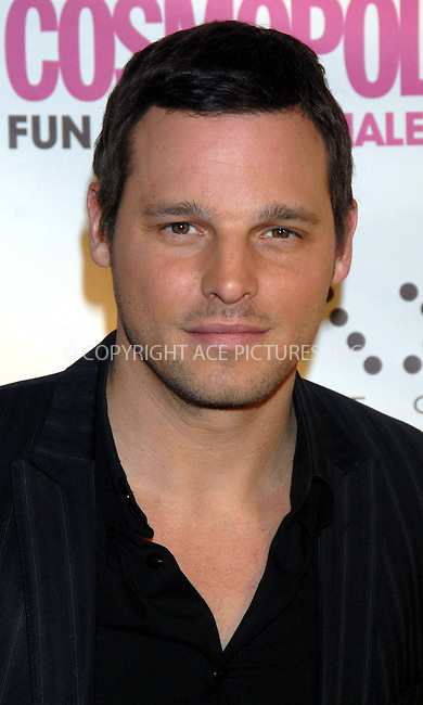 WWW.ACEPIXS.COM . . . . . ....January 22nd, 2007, New York City. ....Justin Chambers attends the Cosmopolitan Magazine Honoring Nick Lachey as Fun Fearless Man of the Year at Cipriani. ......Please byline: KRISTIN CALLAHAN - ACEPIXS.COM.. . . . . . ..Ace Pictures, Inc:  ..(212) 243-8787 or (646) 769 0430..e-mail: info@acepixs.com..web: http://www.acepixs.com