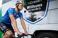 Michael Goolaerts (BEL/Willems Veranda's-Crelan)<br /> <br /> Binckbank Tour 2017 (UCI World Tour)<br /> Stage 7: Essen (BE) &gt; Geraardsbergen (BE) 191km