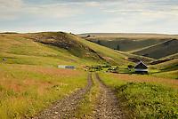 Home base Zumwalt Prairie