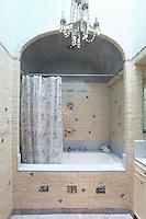 classic bathtub