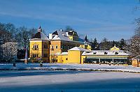 Schloss Hellbrunn  in  Salzburg, Österreich