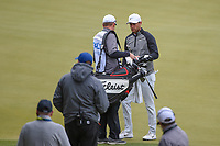 Lucas Bjerregaard (DEN) after picking up his putt on 6 during day 5 of the WGC Dell Match Play, at the Austin Country Club, Austin, Texas, USA. 3/31/2019.<br /> Picture: Golffile | Ken Murray<br /> <br /> <br /> All photo usage must carry mandatory copyright credit (&copy; Golffile | Ken Murray)