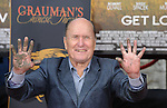 Robert Duvall Hand & Footprint Ceremony 1-5-11