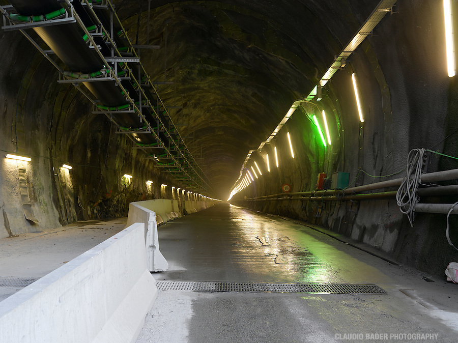 Switzerland, Ticino, Alptransit; Monte Ceneri, Ceneri Tunnel, NEAT, Railway Tunnel