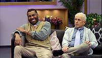 Ginuwine, Wayne Sleep<br /> Celebrity Big Brother 2018 - Day 8<br /> *Editorial Use Only*<br /> CAP/KFS<br /> Image supplied by Capital Pictures