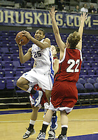 Memphis Vs Eastern Washington 11-29-09
