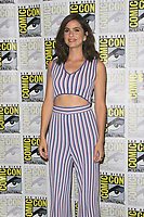 SAN DIEGO - July 21:  Shelley Hennig at Comic-Con Friday 2017 at the Comic-Con International Convention on July 21, 2017 in San Diego, CA