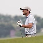 Christian Slater during the Mission Hills Start Trophy at the Mission Hills Golf Resort on October 31, 2010 in Haikou, China. The Mission Hills Star Trophy is Asia's leading leisure liflestyle event and features Hollywood celebrities and international golf stars. Photo by Victor Fraile