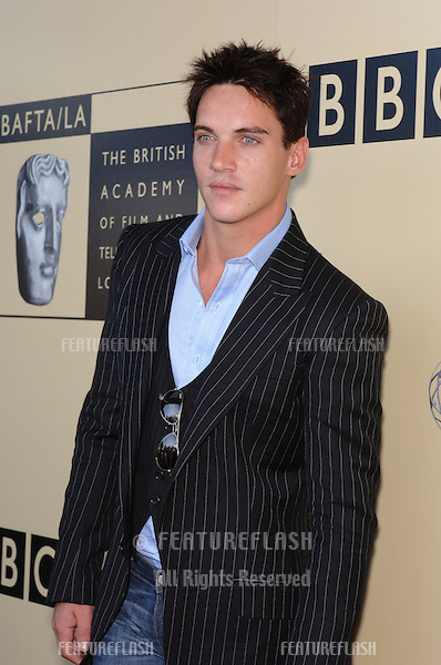 Actor JONATHAN RHYS-MEYERS at the BAFTA/LA & Academy of TV Arts & Sciences 3rd Annual Tea Party honoring Emmy nominees..September 17, 2005  Los Angeles, CA..© 2005 Paul Smith / Featureflash