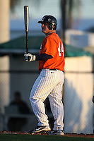 February 26, 2010:  Casey McMurray (44) of the Illinois Fighting Illini during the Big East/Big 10 Challenge at Jack Russell Stadium in Clearwater, FL.  Photo By Mike Janes/Four Seam Images