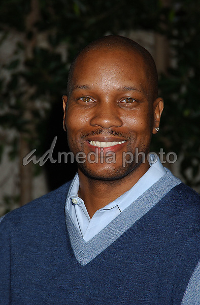 24 February 2005 - Hollywood, California - Dwayne Adway. Global Green For Clean Energy Solutions Pre-Oscar Party Supporting The Fight Against Global Warming held at the Day After Club. Photo Credit: Laura Farr/AdMedia