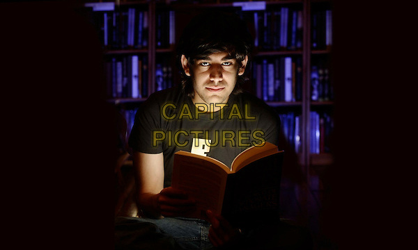 Aaron Swartz<br /> in The Internet's Own Boy: The Story of Aaron Swartz (2014) <br /> *Filmstill - Editorial Use Only*<br /> CAP/NFS<br /> Image supplied by Capital Pictures
