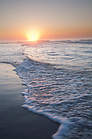 Coastal Sunrise, Altantic Ocean, Long Beach Island, New Jersey