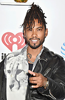 LOS ANGELES, CA - JUNE 02: Miguel  arrives at the 2018 iHeartRadio Wango Tango by AT&amp;T at Banc of California Stadium on June 2, 2018 in Los Angeles, California.<br /> CAP/ROT/TM<br /> &copy;TM/ROT/Capital Pictures