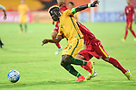 Vietnam vs Australia during their AFC U-16 Championship India 2016 Group B match at GMC Stadium on 19 September 2016, in Goa, India. Photo by Stringer / Lagardere Sports