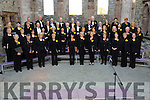 The  Kerry Choral Union at their Summer Concert in Ardfert Cathedral on Sunday