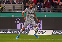 Kerem Demirbay (Bayer Leverkusen) - 18.10.2019: Eintracht Frankfurt vs. Bayer 04 Leverkusen, Commerzbank Arena, <br /> DISCLAIMER: DFL regulations prohibit any use of photographs as image sequences and/or quasi-video.