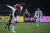 Nicolas Nkoulou of Torino , Paulo Dybala of Juventus <br /> Torino 15-12-2018 Stadio Olimpico Football Calcio Serie A 2018/2019 Torino - Juventus <br /> Foto Federico Tardito / OnePlusNine / Insidefoto