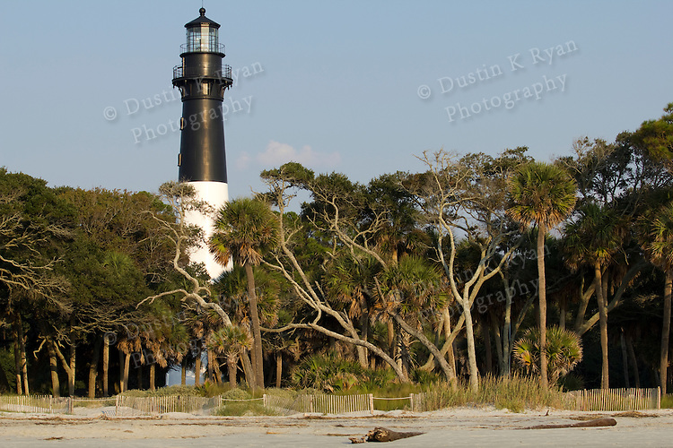 Hunting Island Lighthouse South Carolina Light House