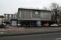 Pictured: Llanelli Magistrates Court, Wales, UK. Wednesday 15 November 2017<br />