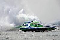 "Brandon Kennedy, GP-25 ""EMS Survior""  (Grand Prix Hydroplane(s)"