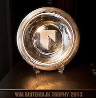 14-02-13, Tennis, Rotterdam, ABNAMROWTT,  The Willem Buitendijk Trophy
