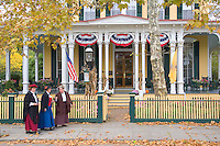 Victorian Ladies, Mainstay Inn, Victorian Mansion, Cape May, New Jersey