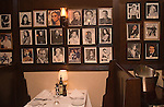Celebrity Photos, Rao's Restaurant, Las Vegas, Nevada