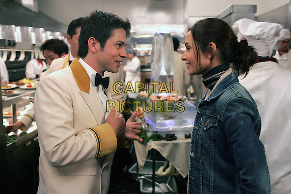 FREDDY RODRIGUEZ & MIA MAESTRO.in Poseidon.Filmstill - Editorial Use Only.CAP/AWFF.www.capitalpictures.com.sales@capitalpictures.com.Supplied By Capital Pictures.
