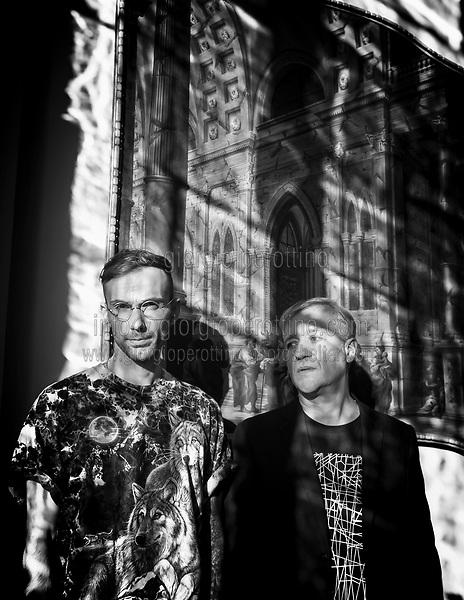 | Vaghe Stelle and Max Casacci - musicians |<br /> client: Fondazione Torino Musei
