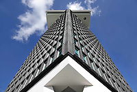 Nederland Amsterdam - 2018. De A'DAM Toren in Amsterdam Noord.  Foto Berlinda van Dam / Hollandse Hoogte