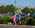 A photograph taken during the 49th Annual Journal Jog in Reno, Nevada on Sunday, September 10, 2017.