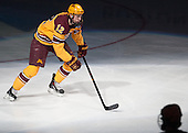 Justin Holl (MN - 12) - The Union College Dutchmen defeated the University of Minnesota Golden Gophers 7-4 to win the 2014 NCAA D1 men's national championship on Saturday, April 12, 2014, at the Wells Fargo Center in Philadelphia, Pennsylvania.