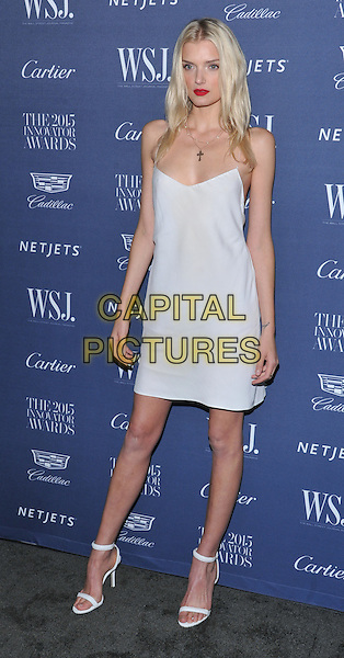 New York,NY-November 4: Lily Donaldson attend the WSJ. Magazine 2015 Innovator Awards at the Museum of Modern Art on November 4, 2015 in New York City. <br /> CAP/MPI/STV<br /> &copy;STV/MPI/Capital Pictures