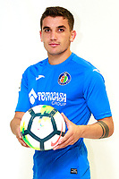 Getafe CF's new player Mauro Arambarri.
