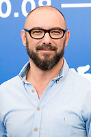 Michael R. Roskam during the 'Le Fidèle' photocall at the 74th Venice International Film Festival at the Palazzo del Casino on September 08, 2017 in Venice, Italy