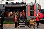 November 3, 2018 : The Maker's Mark stand on Breeders Cup World Championships Saturday at Churchill Downs on November 3, 2018 in Louisville, Kentucky. Sam English/Eclipse Sportswire/CSM